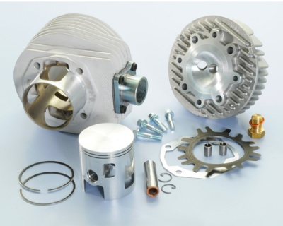 140.0081 KIT VESPA 125 PX-TS E SPRINT VELOCE IN ALL. D.63