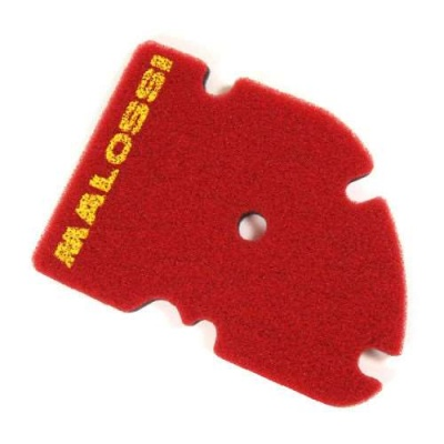 1413811 RED SPONGE SCARABEO LIGHT 125 - 200 4T